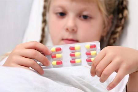 Как правильно давать антибиотики