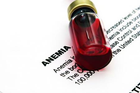 Какие бывают виды анемии