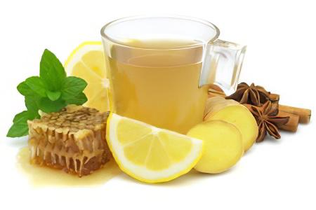 Лечение простатита чаем с мёдом