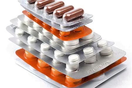 Основные группы препаратов