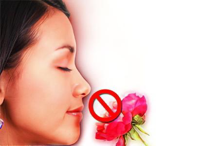 Симптомы отсутствия обоняния