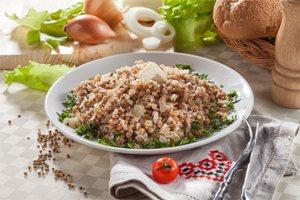 Щадящая кефирно-гречневая диета на 14 дней