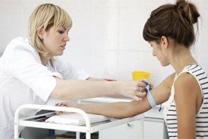Подготовка к процедуре и забор крови