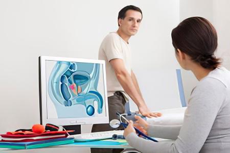 Что можно определить по узи предстательной железы