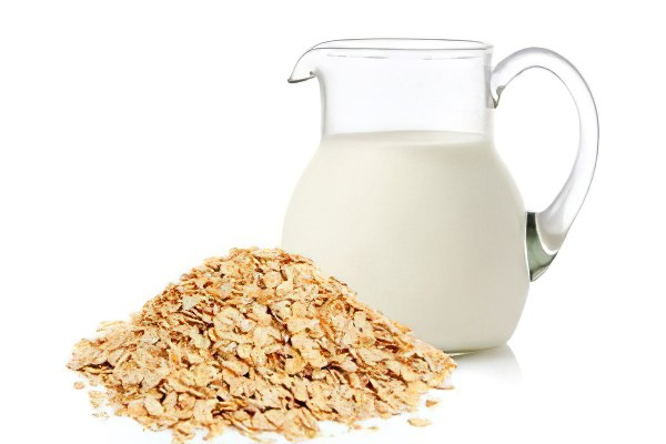 Молоко с овсом
