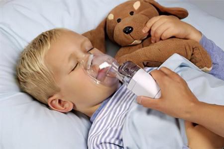 какие антибиотики можно применять при бронхиальной астме