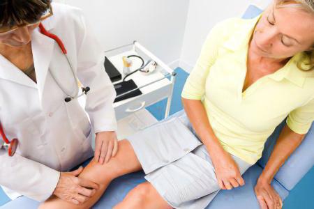 Диагностика воспаления суставов