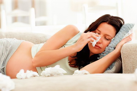 Чем лечить кашель при беременности 3