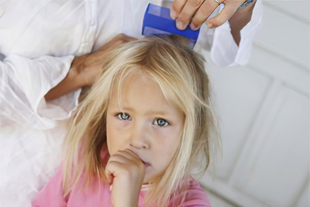 Классификация алопеции у детей