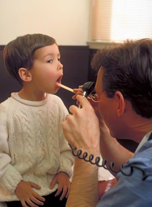 Симптомы ларинготрахеита у детей