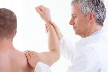 Лечение плечевого периартрита