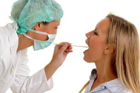 Лечение стафилококка в горле