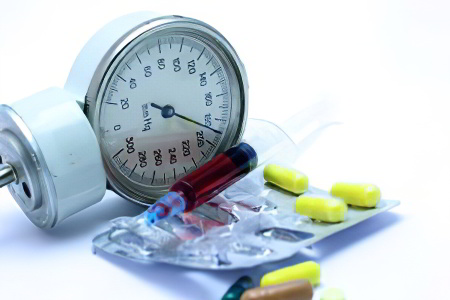 Лекарственные препараты при высоком давлении
