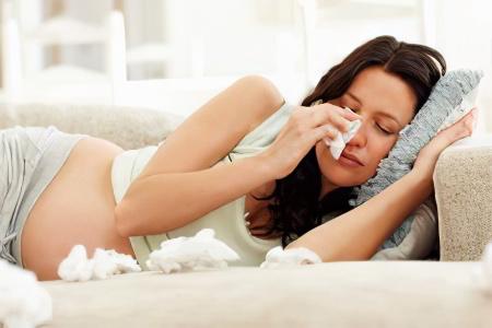 Упадок сил при беременности в третьем триместре