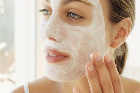 Очищение сухой и чувствительной кожи лица