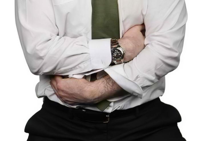 Опущение желудка гастроптоз