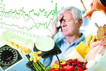 повышенный холестерин причины диабет