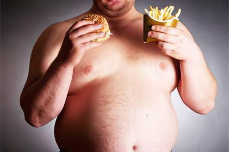 Причины абдоминального ожирения