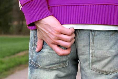 Признаки и симптомы геморроя