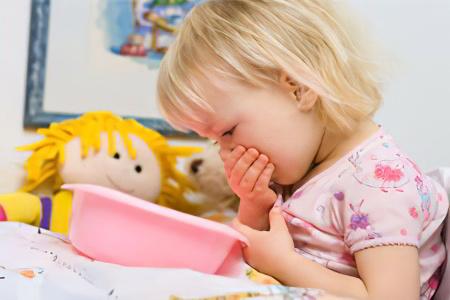 Рвота у ребенка периодически