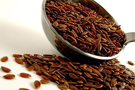 семена льна снижают холестерин