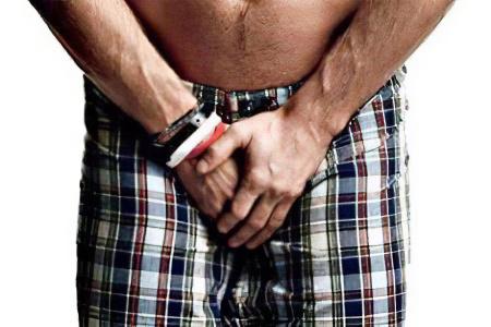 прямые симптомы простатита