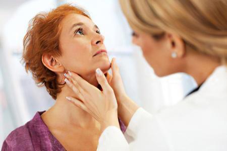 Симптомы рака лимфоузлов