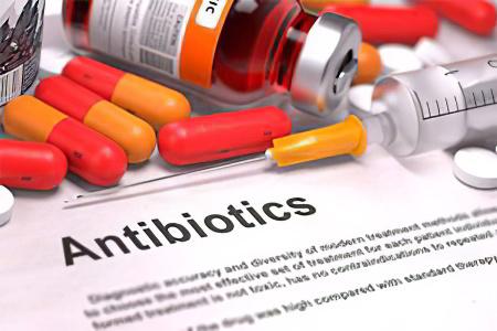 антибиотики для простатита