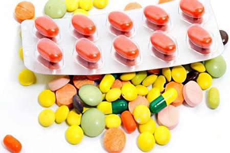 Таблетки для лечения лямблий