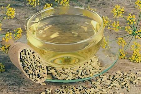 Как пить семена укропа при вздутии живота