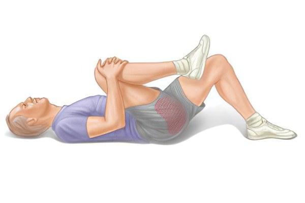какими упражнениями убрать жир со спины