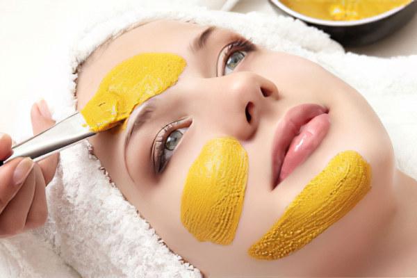 Применение в масках для кожи лица