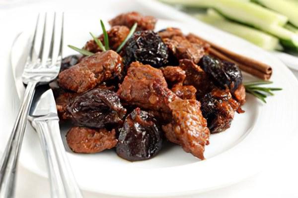 Использование чернослива в кулинарии