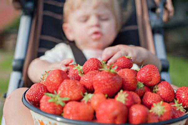 Клубника – полезные свойства и вред клубники, чем полезна клубника для детей и при беременности?
