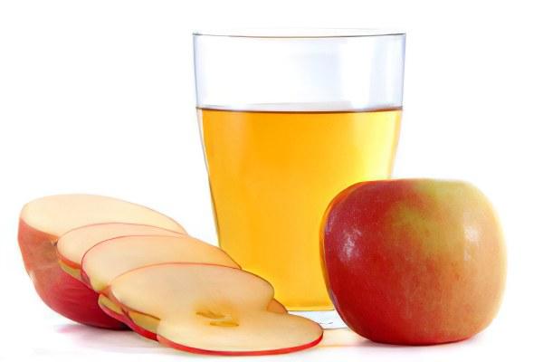 Яблочный уксус натощак утром