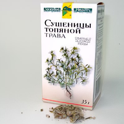 применение сушеницы