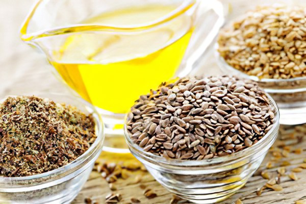 как правильно запаривать семена льна при панкреатите