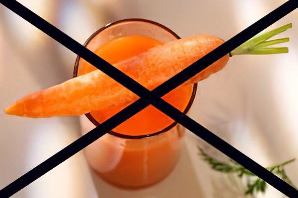 Морковный сок: польза и вред. Как пить морковный сок новые фото