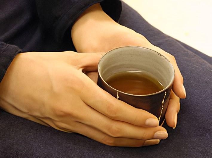 зелёный чай от давления