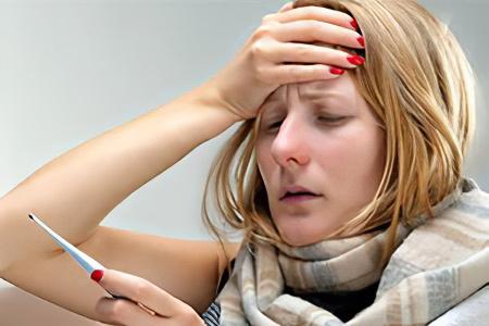 Как сбавить температуру в домашних условиях 692