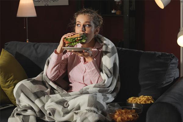Что делать, если произошел срыв на диете?