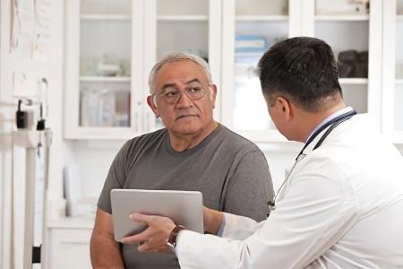 Подозрения на рак предстательной железы