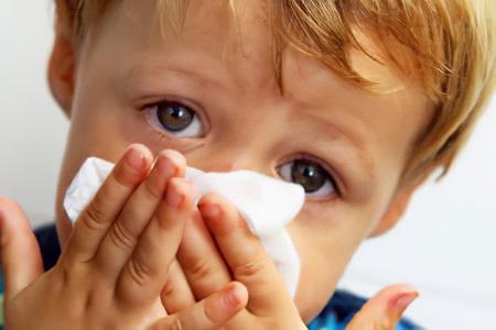 Лечение хронических отитов у детей