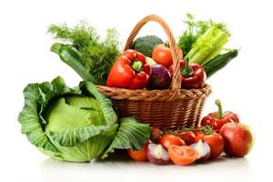 День 2 – овощной