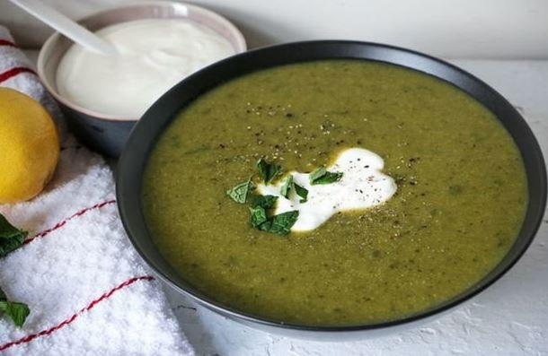 кабачковый суп для похудения