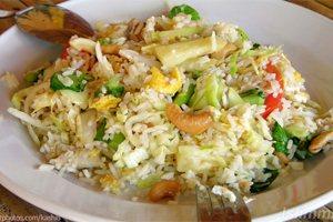 Легкая рисовая диета на 9 дней