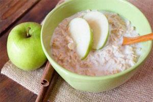 Овсяно-яблочная диета
