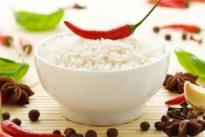 Правила рисовой диеты