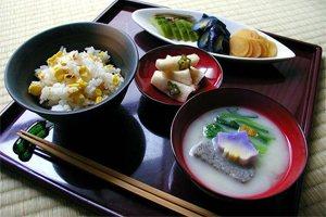 Правила японской диеты