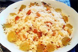 Рисово-медовая диета